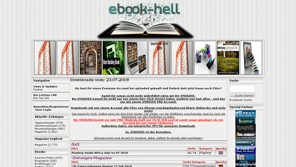 screenshot ebook-hell.to